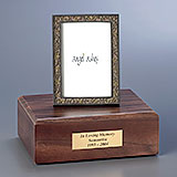 Pet Urns with Photo Frame