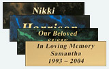 Personalizing Pet Urns with Nameplates